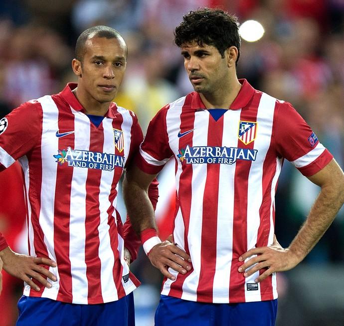 Miranda Atlético de Madrid (Foto: Getty Images)