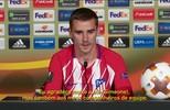 Griezmann brilha na conquista do Atlético na Liga Europa e faz franceses sonharem