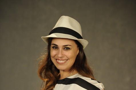 Daniela Escobar entrará em 'Flor do Caribe' (Foto: TV Globo)