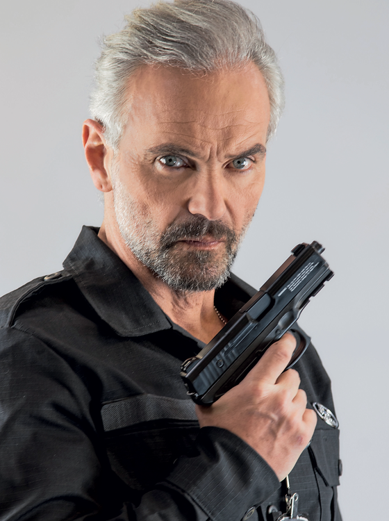 Mateus Carrieri,ator (Foto:  Divulgação)