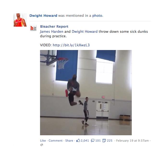 Facebook deixa feed de páginas parecidas com perfis pessoais (Foto: Divulgação/Facebook)