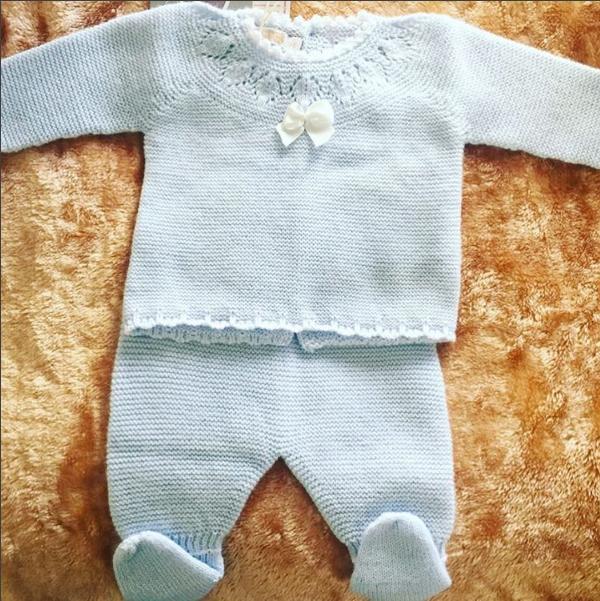 Roupinha do filho de Anahí (Foto: Reprodução/Instagram)
