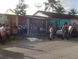 Santos foi baleado na zona rural. (Foto: Arquivo Pessoal/Penedo FM)