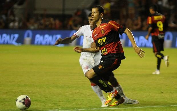 Rivaldo - Sport x Náutico (Foto: Aldo Carneiro)