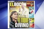 Ajuda na Copa: argentino Ricardo Gareca, técnico do Peru, pedirá bênção ao Papa