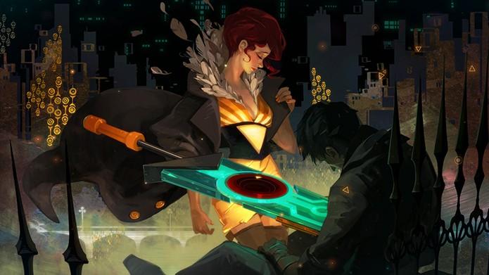 transistor-red