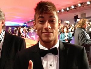 Premio Laureus - Neymar (Foto: Reprodução/Twitter)