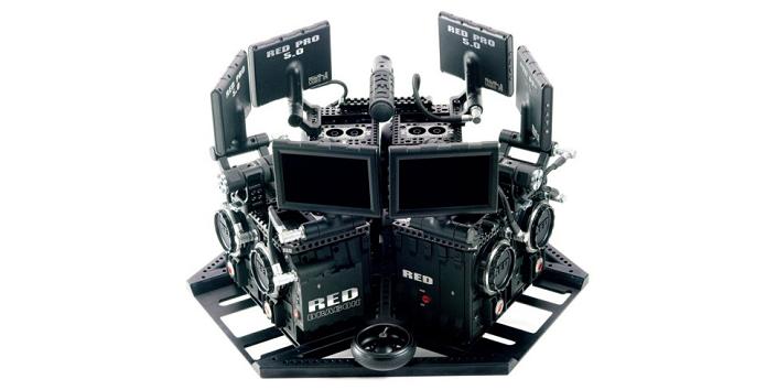 388658af6c900 Sistema consegue capturar imagens panorâmicas em UHD, sendo ideal para  óculos de RV (Foto