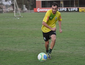 Eduardo, lateral esquerdo do América-MG (Foto: Divulgação/AFC)
