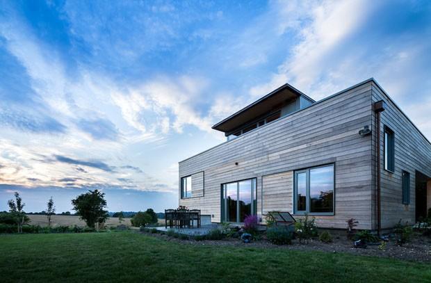 uma fazenda de ares contempor neos casa vogue casas. Black Bedroom Furniture Sets. Home Design Ideas