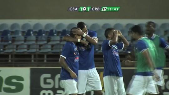 """""""Não pode baixar a guarda"""", diz Canindé após empate contra o CRB"""