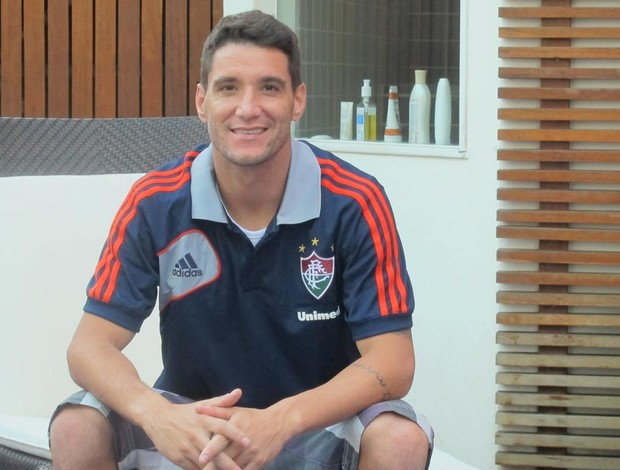 especial Thiago Neves Fluminense (Foto: Rafael Cavalieri / Globoesporte.com)