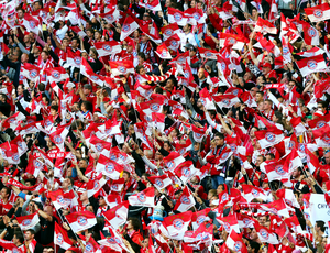 Bayern de Munique torcida (Foto: Getty Images)