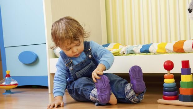 criança; quarto; brinquedo (Foto: Thinkstock)