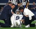 Pouco após retorno, Romo se lesiona e está fora do restante da temporada