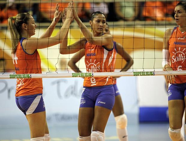 Jaqueline Osasco vôlei (Foto: Fábio Rubinato/Divulgação)