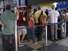 Passageiros enfrentam transtornos após voo ter decolagem interrompida