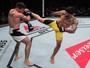 Erick Silva sofre, mas finaliza Luan Chagas no terceiro round em Brasília