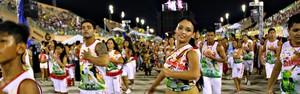 FOTOS: primeira noite do Carnaboi 2014 no sambódromo (Girlene Medeiros/G1 AM)