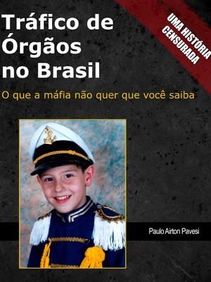 Pai lança livro sobre o caso do menino Pavesi em Poços de Caldas (Foto: Paulo Pavesi/ Arquivo Pessoal)