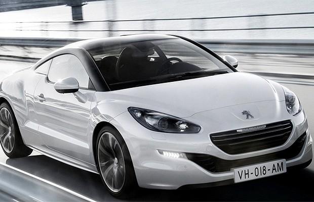 Peugeot RCZ (Foto: Peugeot)