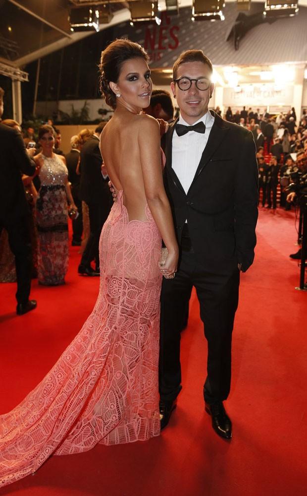 Mariana Rios e Di Ferrero (Foto: Felipe Panfili/ Agnews)
