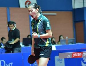 Caroline Kumahara, tênis de mesa