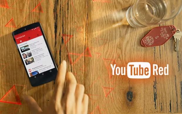 YouTube Red é versão paga e sem anúncios do YouTube (Foto: Reprodução/YouTube)