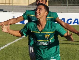 Atacante Valdanes do Cuiabá (Foto: Assessoria/Cuiabá Esporte Clube)