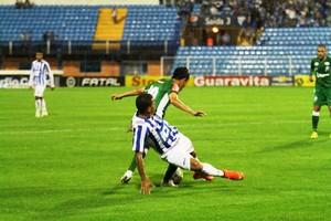 Thiago Carleto Avaí x Luverdense (Foto: Jamira Furlani/Avaí FC)