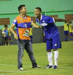 Gessé, atacante, Atlético Acreano (Foto: Duaine Rodrigues)