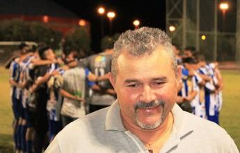 Após goleada, técnico do Mundão crê em melhora durante a competição