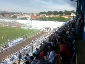 Estádio Hudson Ferreira, do Matonense (Foto: Divulgação / Matonense)