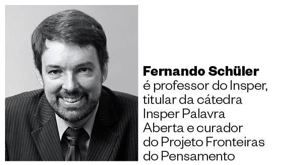 Fernando Schüler (Foto: divulgação)
