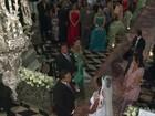 Noivo canta Timbalada no casamento e vídeo viraliza na internet; assista