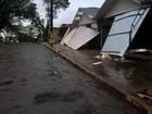 Temporal causa prejuízos para 3 mil pessoas em distrito de Maringá