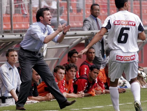 Lothar Mathaus Atlético-PR 2006 (Foto: Reuters)