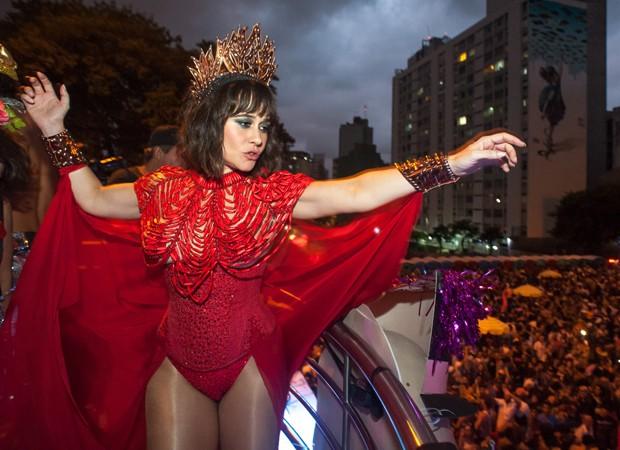 Alessandra Negrini (Foto: Samuel Chaves/Brazil News)