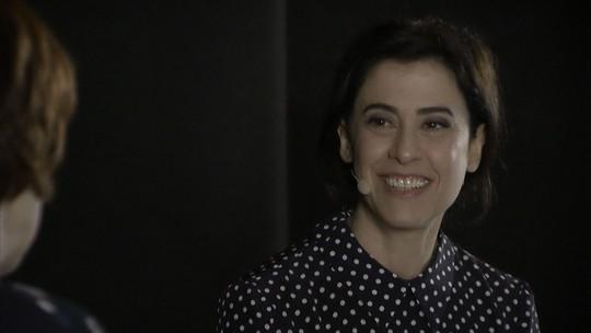 'Não nasci para fazer mocinha', diz Fernanda Torres ao 'Ofício em Cena'