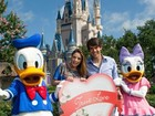 Kaká comemora o Dia dos Namorados: 'Verdadeiro amor'
