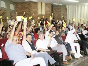 Professores da UFCG rejeitam proposta do governo e greve segue na Paraíba (Foto: Divulgação/Adufcg)