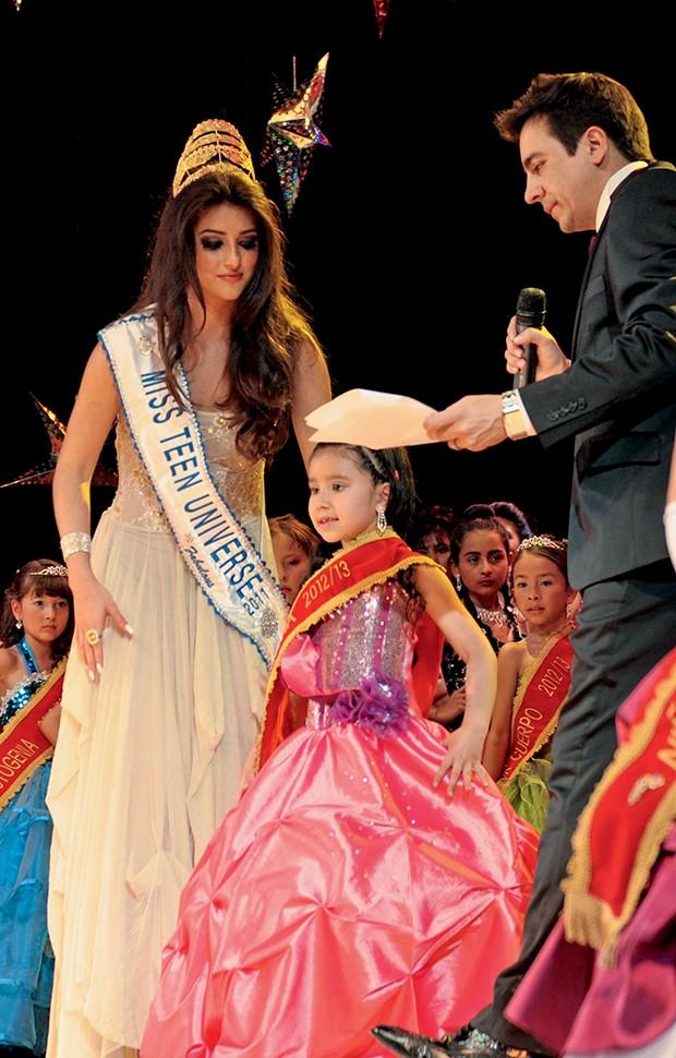 """Ex-miss, ela defende os concursos: """"Tem de ter um conjunto de qualidades"""" (Foto:  )"""