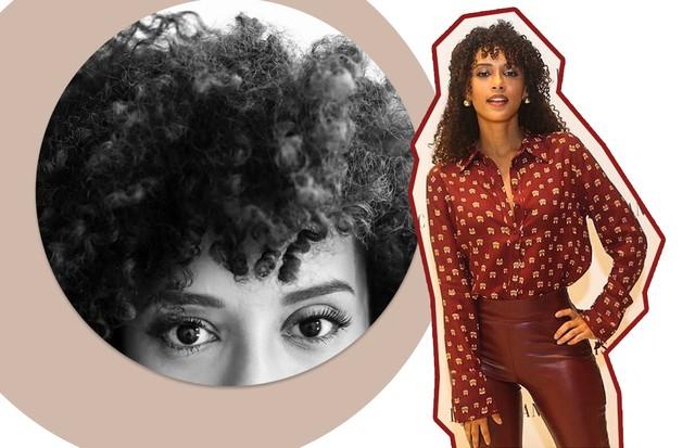 Curly Bangs: Sophie Charlotte (Foto: Reprodução/ Instagram)