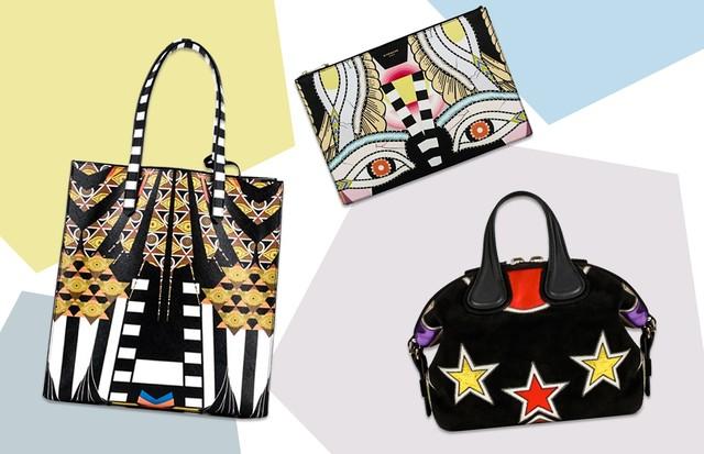 Bolsa da Givenchy (Foto: Arte Vogue Online)
