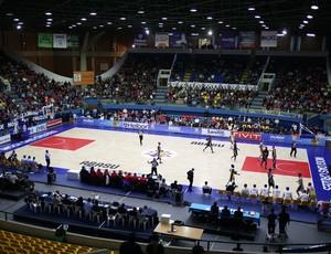 Estádio Hugo Ramos, Caldeirão, basquete