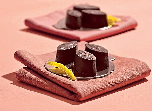Bombons chocolaranja (Foto: Ricardo Corrêa/Editora Globo)