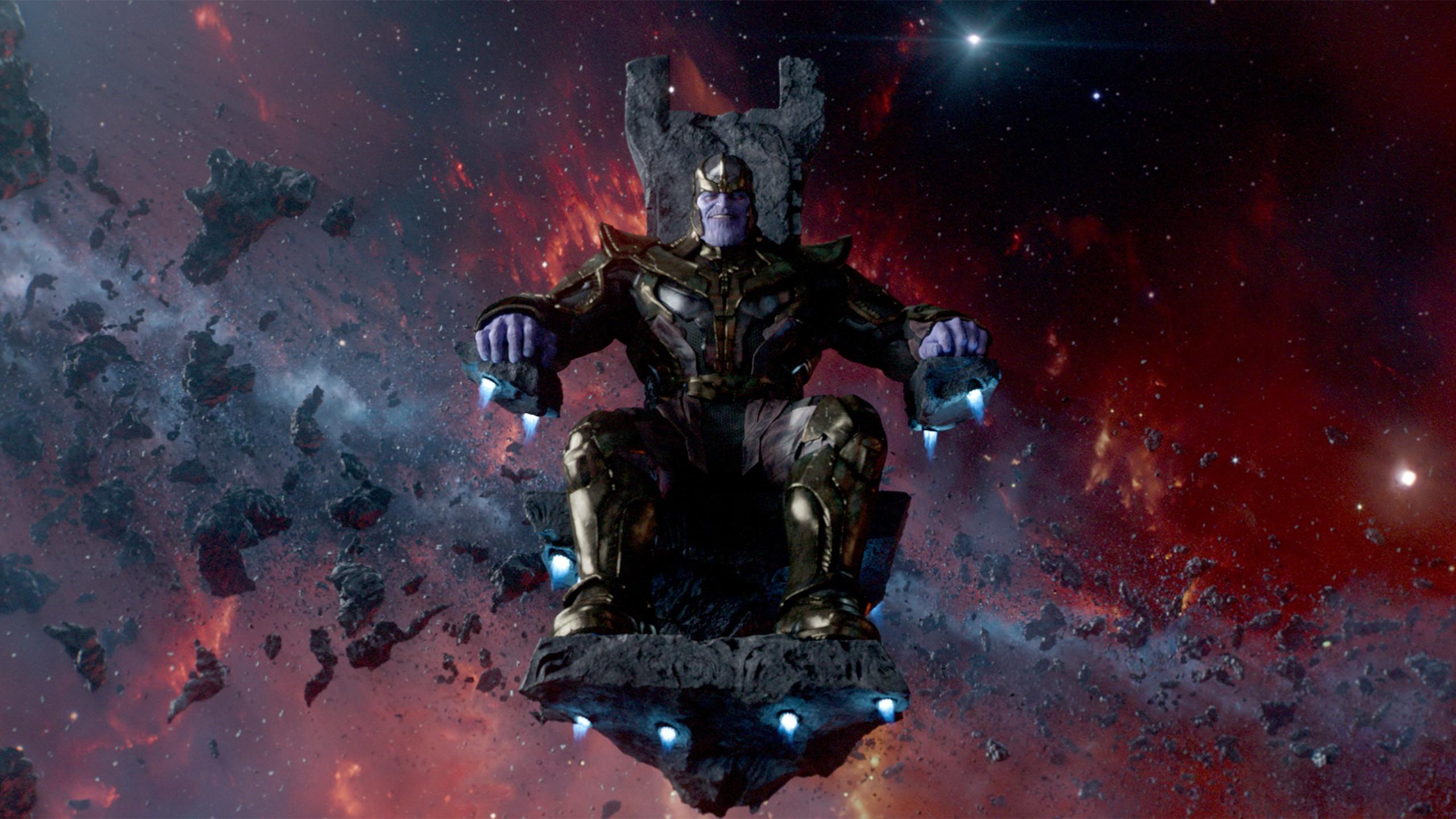 Thanos, o vilão vivido por Brolin no Universo Cinematográfico Marvel (Foto: Divulgação)