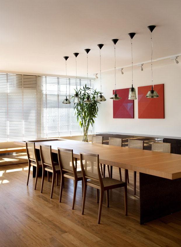 Sala De Estar Vogue ~ Sala de jantar e de estar integradas com harmonia  Casa Vogue