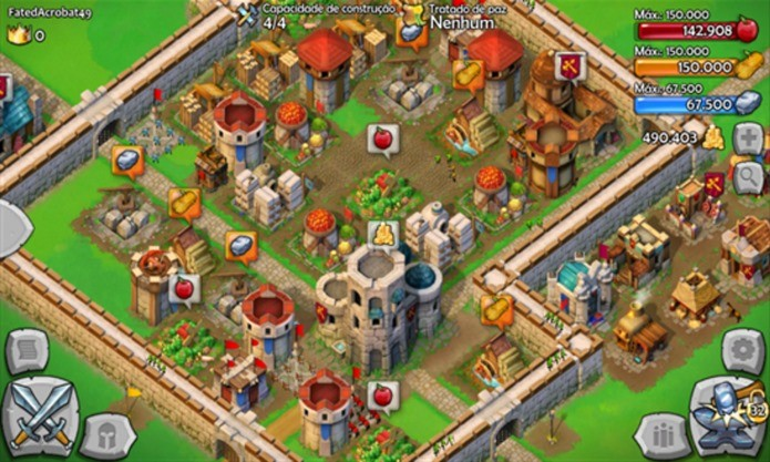 Age of Empires para iOS já está disponível para baixar (Foto: Divulgação)