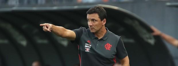 Zé Ricardo Corinthians x Flamengo